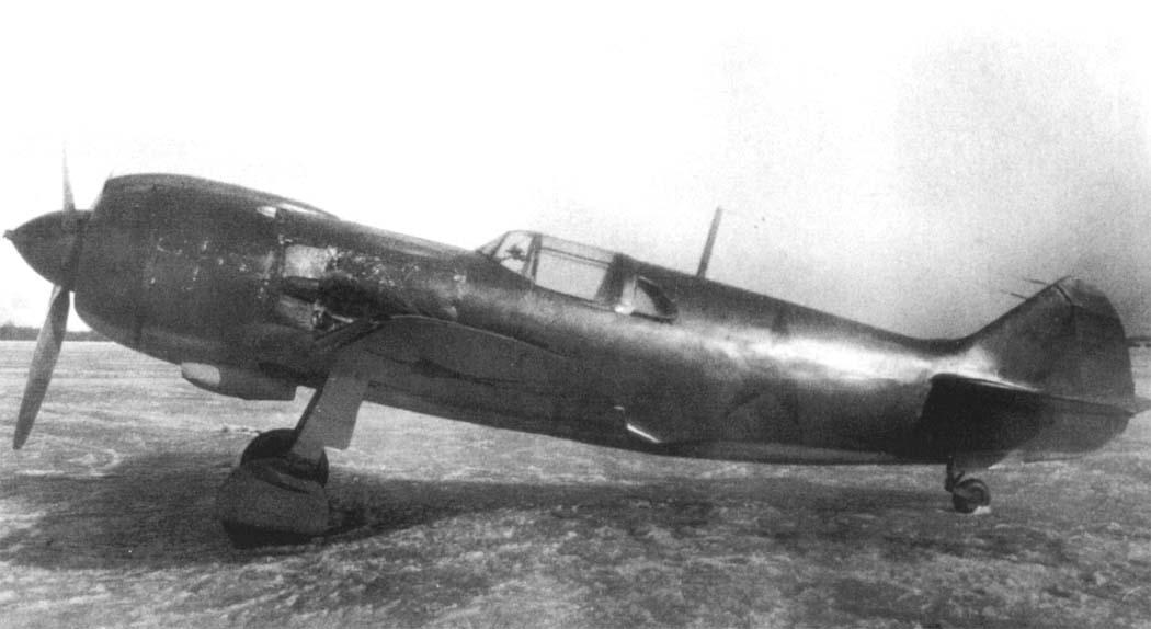 фото самолёт ла-5