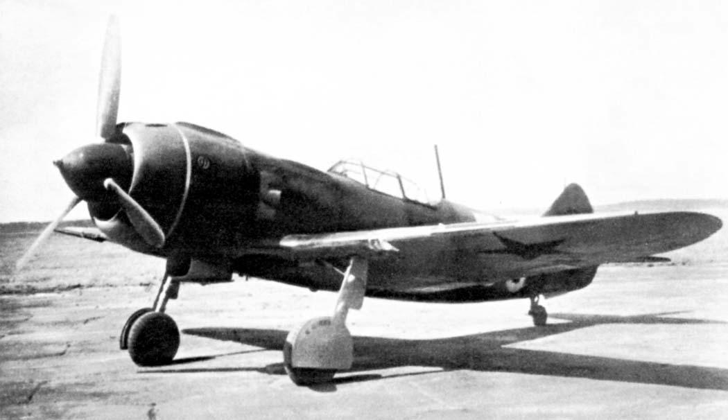 Lavochkin La-5 ile ilgili görsel sonucu