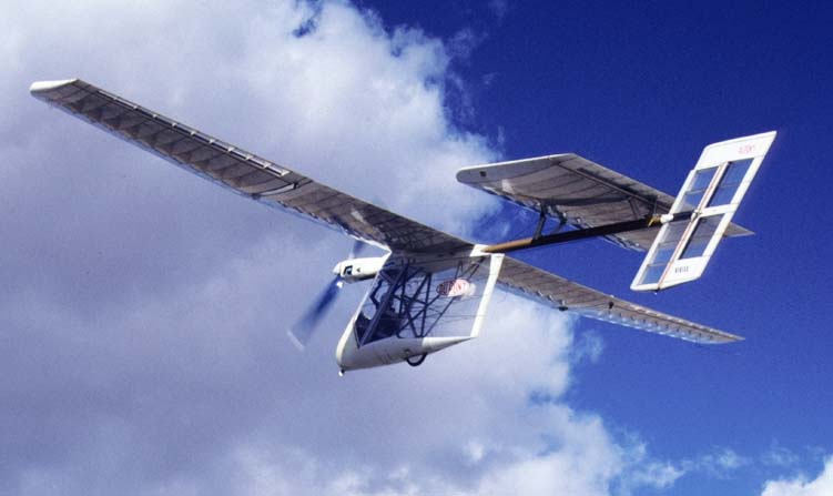 Build A Challenger >> amateur experimental - Are there other examples of human-electric hybrid aircraft? - Aviation ...